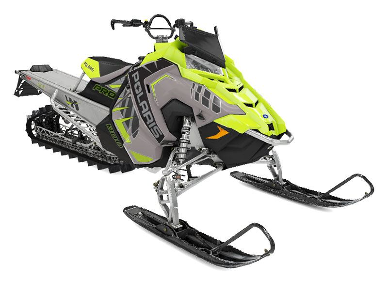 2020 Polaris 800 PRO-RMK 163 SC in Boise, Idaho - Photo 3
