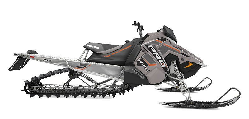 2020 Polaris 800 PRO-RMK 163 SC in Kaukauna, Wisconsin - Photo 1