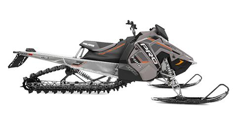 2020 Polaris 800 PRO-RMK 163 SC in Hancock, Wisconsin
