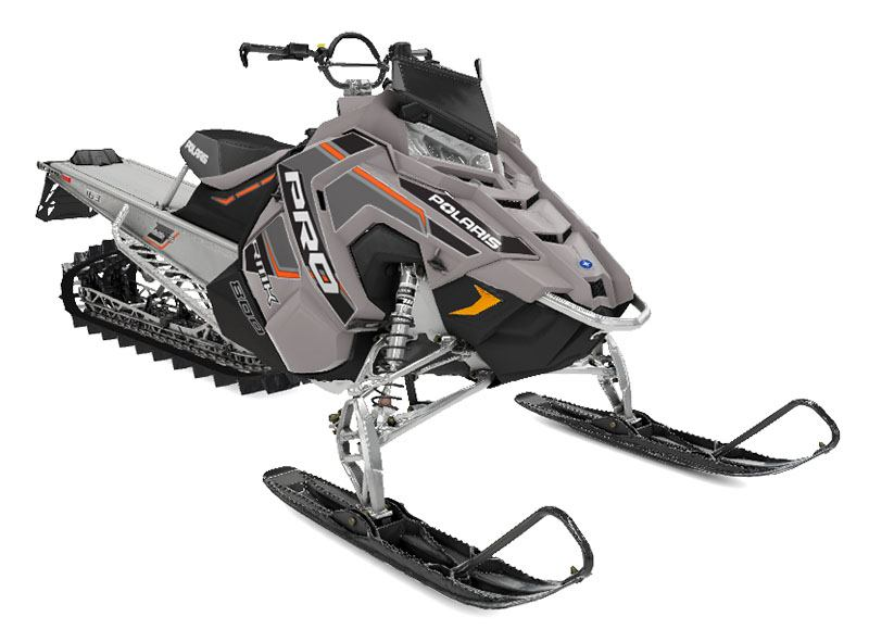 2020 Polaris 800 PRO RMK 163 SC in Lewiston, Maine - Photo 3
