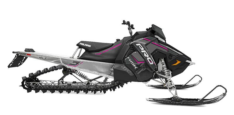 2020 Polaris 800 PRO RMK 163 SC in Kaukauna, Wisconsin