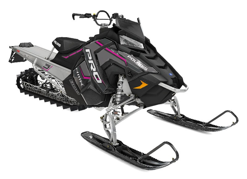 2020 Polaris 800 PRO-RMK 163 SC in Duncansville, Pennsylvania
