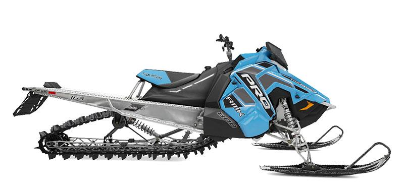 2020 Polaris 800 PRO-RMK 163 SC in Cochranville, Pennsylvania