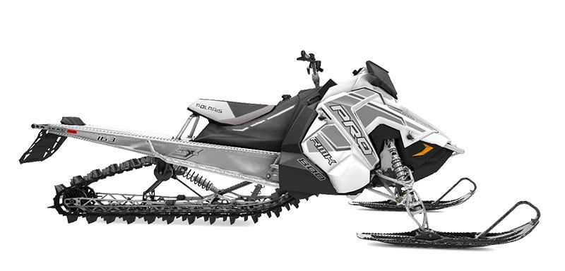 2020 Polaris 800 PRO-RMK 163 SC in Lincoln, Maine - Photo 1