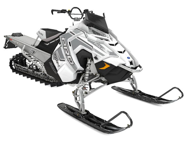 2020 Polaris 800 PRO-RMK 163 SC in Fairview, Utah - Photo 3