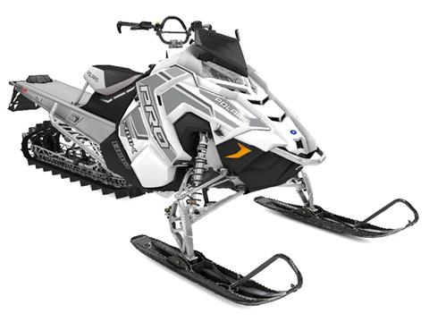 2020 Polaris 800 PRO-RMK 163 SC in Belvidere, Illinois