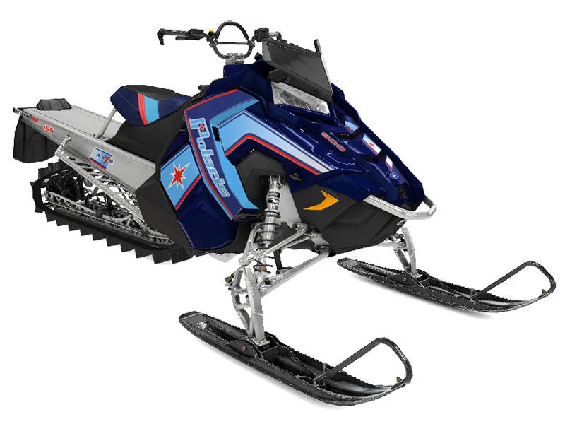 2020 Polaris 800 PRO-RMK 163 SC 3 in. in Oak Creek, Wisconsin - Photo 3