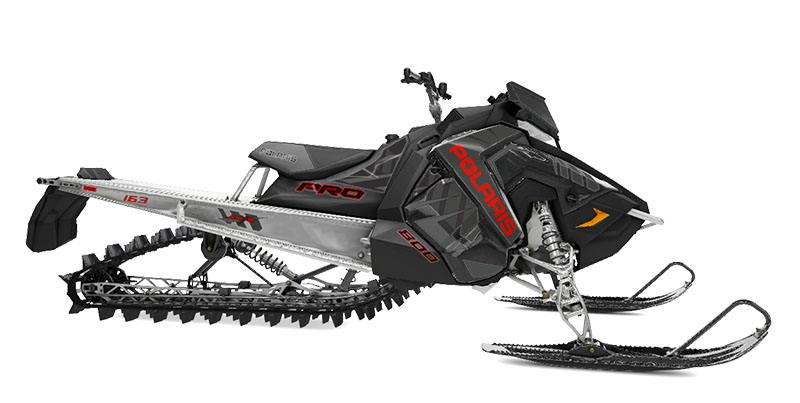 2020 Polaris 800 PRO RMK 163 SC 3 in. in Appleton, Wisconsin - Photo 1