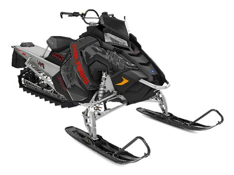 2020 Polaris 800 PRO-RMK 163 SC 3 in. in Lincoln, Maine - Photo 3