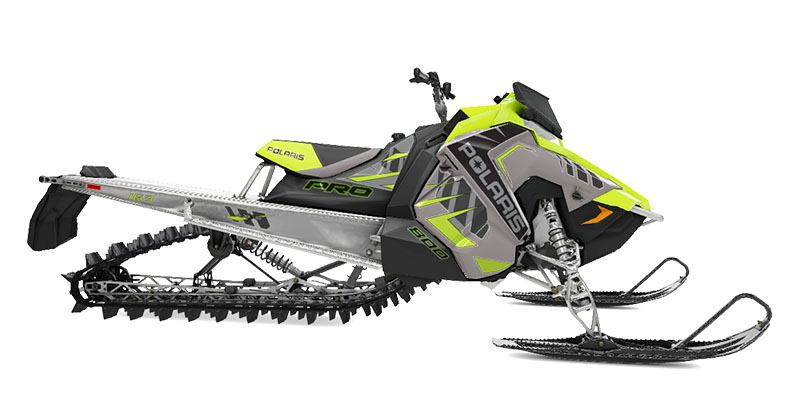 2020 Polaris 800 PRO-RMK 163 SC 3 in. in Fond Du Lac, Wisconsin