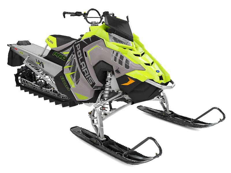 2020 Polaris 800 PRO-RMK 163 SC 3 in. in Center Conway, New Hampshire - Photo 3