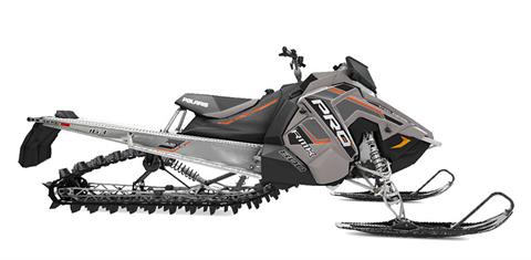 2020 Polaris 800 PRO-RMK 163 SC 3 in. in Lincoln, Maine - Photo 1