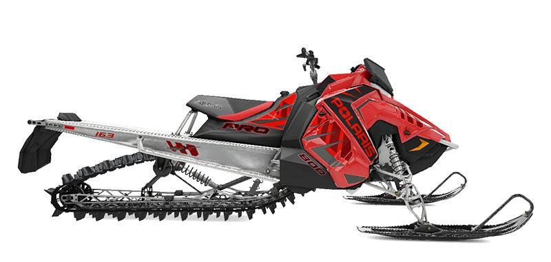 2020 Polaris 800 PRO RMK 163 SC 3 in. in Barre, Massachusetts - Photo 1