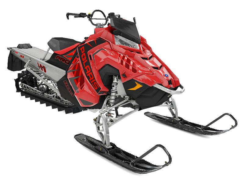 2020 Polaris 800 PRO RMK 163 SC 3 in. in Waterbury, Connecticut - Photo 3