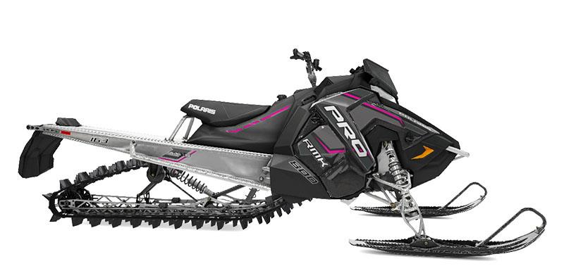2020 Polaris 800 PRO RMK 163 SC 3 in. in Newport, Maine - Photo 1