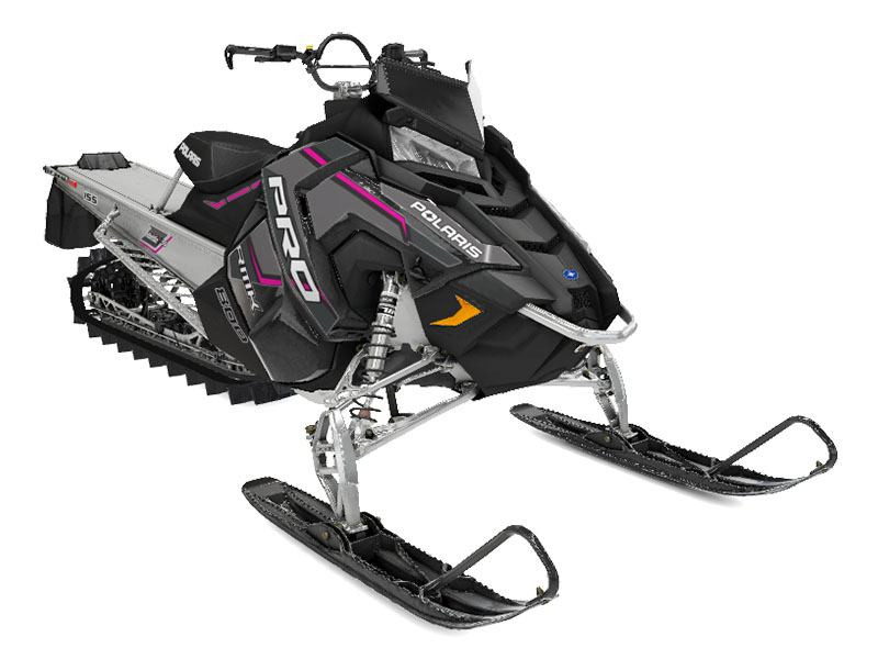 2020 Polaris 800 PRO-RMK 163 SC 3 in. in Troy, New York - Photo 3