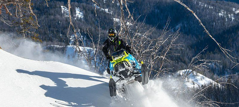 2020 Polaris 800 PRO RMK 163 SC 3 in. in Mount Pleasant, Michigan - Photo 8