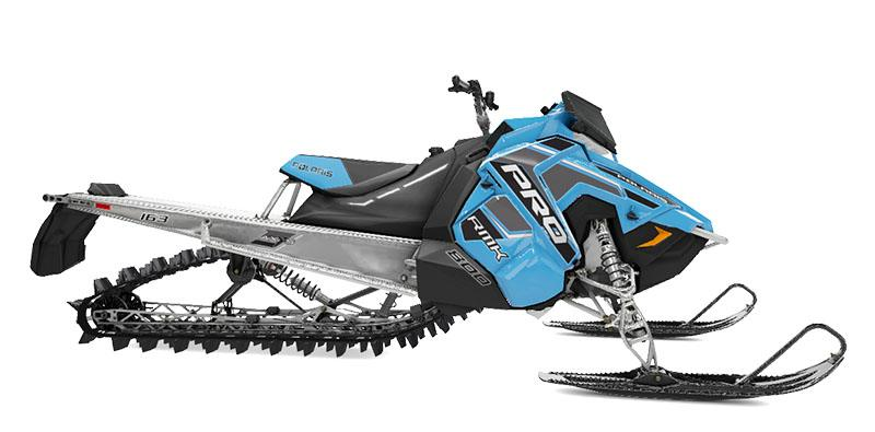 2020 Polaris 800 PRO RMK 163 SC 3 in. in Mount Pleasant, Michigan - Photo 1