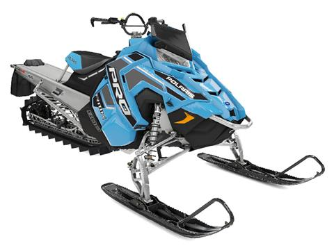 2020 Polaris 800 PRO-RMK 163 SC 3 in. in Lewiston, Maine - Photo 3