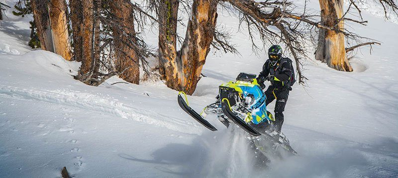 2020 Polaris 800 PRO-RMK 163 SC 3 in. in Mount Pleasant, Michigan - Photo 5