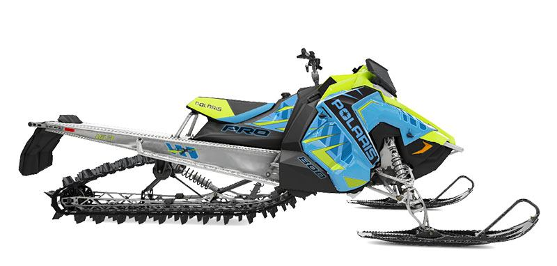 2020 Polaris 800 PRO-RMK 163 SC 3 in. in Altoona, Wisconsin - Photo 1