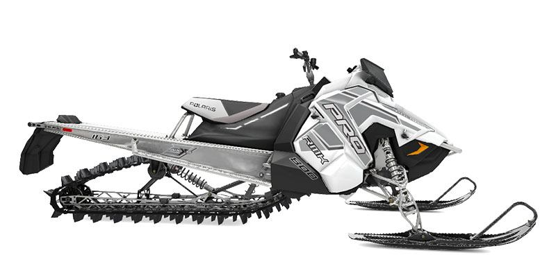 2020 Polaris 800 PRO-RMK 163 SC 3 in. in Scottsbluff, Nebraska