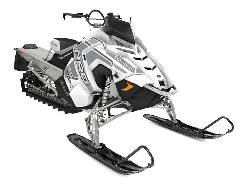 2020 Polaris 800 PRO-RMK 163 SC 3 in. in Barre, Massachusetts
