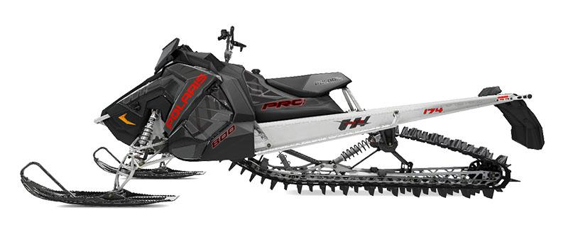 2020 Polaris 800 PRO-RMK 174 SC 3 in. in Lake City, Colorado - Photo 2