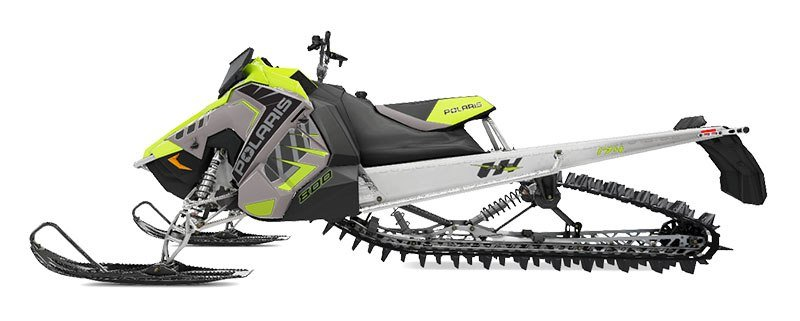2020 Polaris 800 PRO-RMK 174 SC 3 in. in Lewiston, Maine - Photo 2