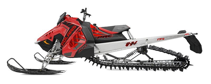 2020 Polaris 800 PRO-RMK 174 SC 3 in. in Cottonwood, Idaho - Photo 2