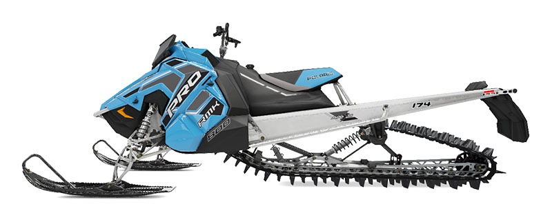 2020 Polaris 800 PRO-RMK 174 SC 3 in. in Mount Pleasant, Michigan - Photo 2