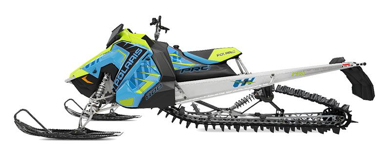 2020 Polaris 800 PRO RMK 174 SC 3 in. in Woodruff, Wisconsin - Photo 2