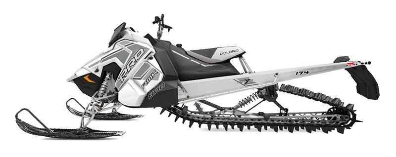 2020 Polaris 800 PRO-RMK 174 SC 3 in. in Woodruff, Wisconsin - Photo 2