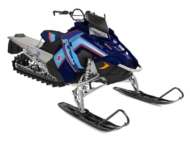 2020 Polaris 800 PRO-RMK 174 SC 3 in. in Belvidere, Illinois