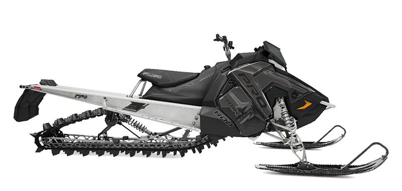 2020 Polaris 800 PRO-RMK 174 SC 3 in. in Algona, Iowa - Photo 1