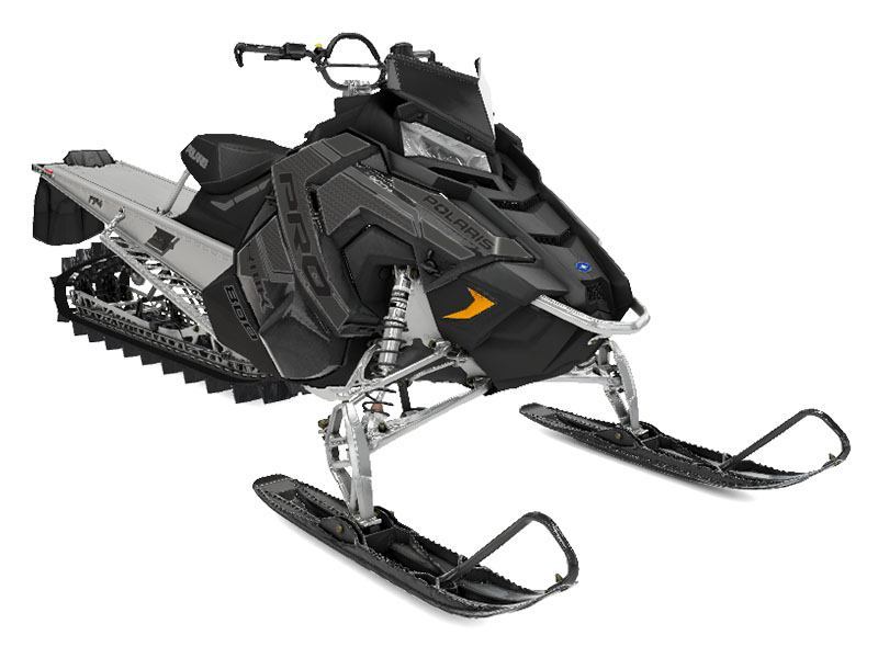 2020 Polaris 800 PRO RMK 174 SC 3 in. in Altoona, Wisconsin - Photo 3
