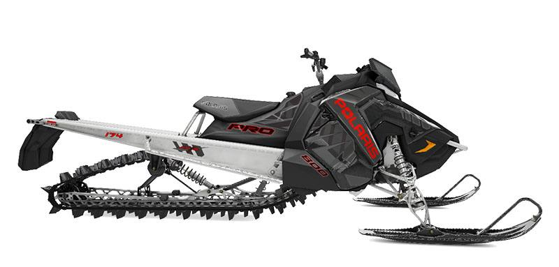 2020 Polaris 800 PRO-RMK 174 SC 3 in. in Barre, Massachusetts