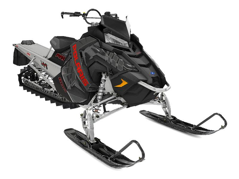 2020 Polaris 800 PRO-RMK 174 SC 3 in. in Grand Lake, Colorado - Photo 3