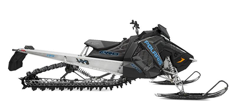 2020 Polaris 800 PRO RMK 174 SC 3 in. in Dimondale, Michigan