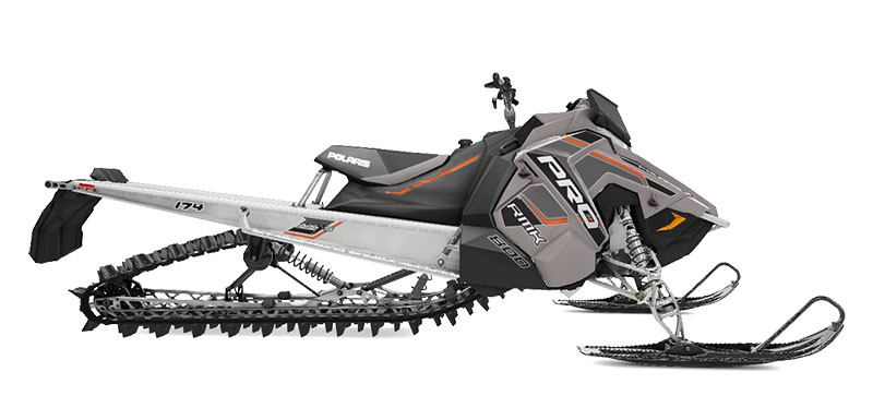 2020 Polaris 800 PRO-RMK 174 SC 3 in. in Saint Johnsbury, Vermont - Photo 1
