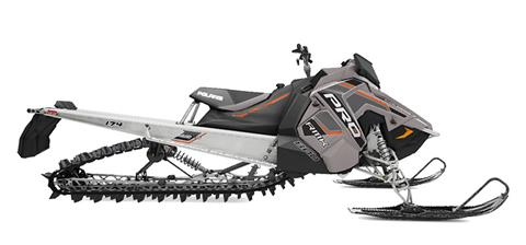 2020 Polaris 800 PRO RMK 174 SC 3 in. in Hillman, Michigan - Photo 1