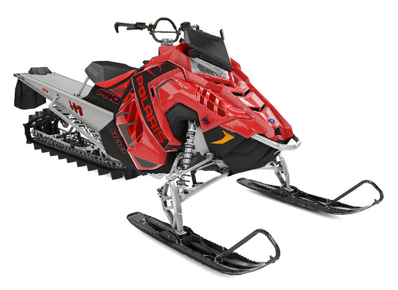 2020 Polaris 800 PRO-RMK 174 SC 3 in. in Fond Du Lac, Wisconsin