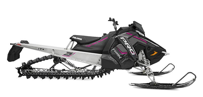 2020 Polaris 800 PRO-RMK 174 SC 3 in. in Little Falls, New York - Photo 1