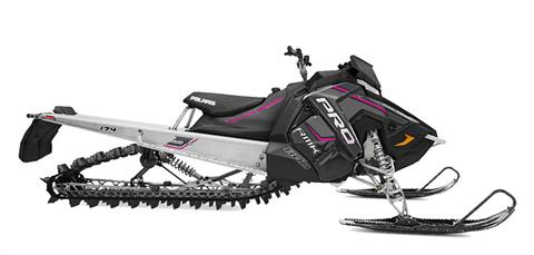 2020 Polaris 800 PRO-RMK 174 SC 3 in. in Newport, Maine - Photo 1