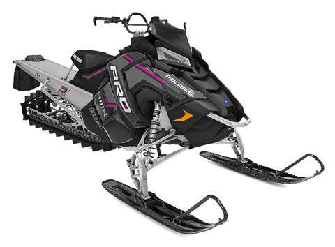 2020 Polaris 800 PRO-RMK 174 SC 3 in. in Woodruff, Wisconsin - Photo 3