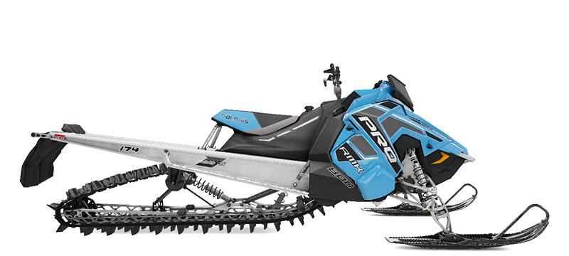 2020 Polaris 800 PRO-RMK 174 SC 3 in. in Mount Pleasant, Michigan