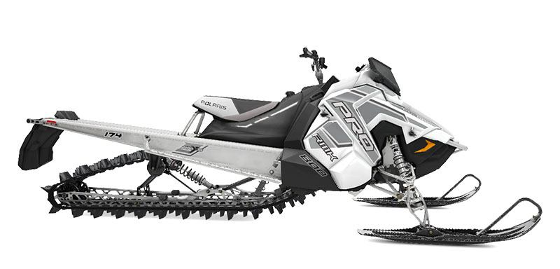 2020 Polaris 800 PRO-RMK 174 SC 3 in. in Newport, Maine
