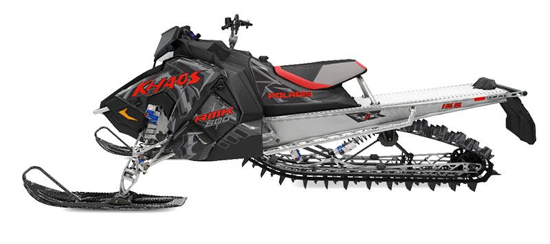 2020 Polaris 800 RMK Khaos 155 SC 3 in. in Anchorage, Alaska - Photo 2