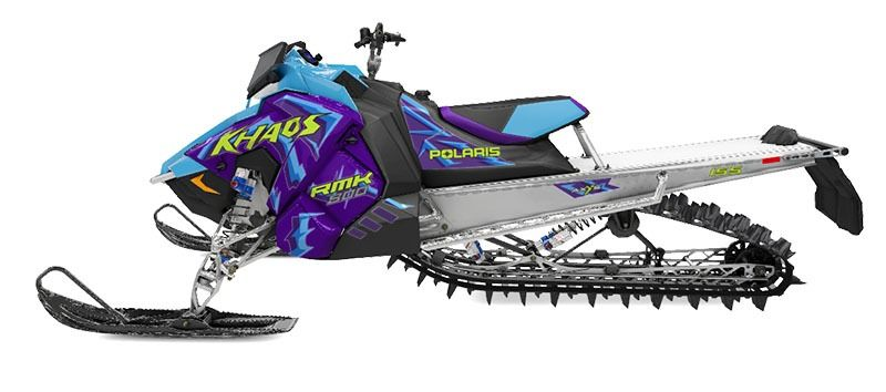 2020 Polaris 800 RMK Khaos 155 SC 3 in. in Mio, Michigan - Photo 2