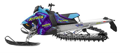 2020 Polaris 800 RMK Khaos 155 SC 3 in. in Monroe, Washington - Photo 2